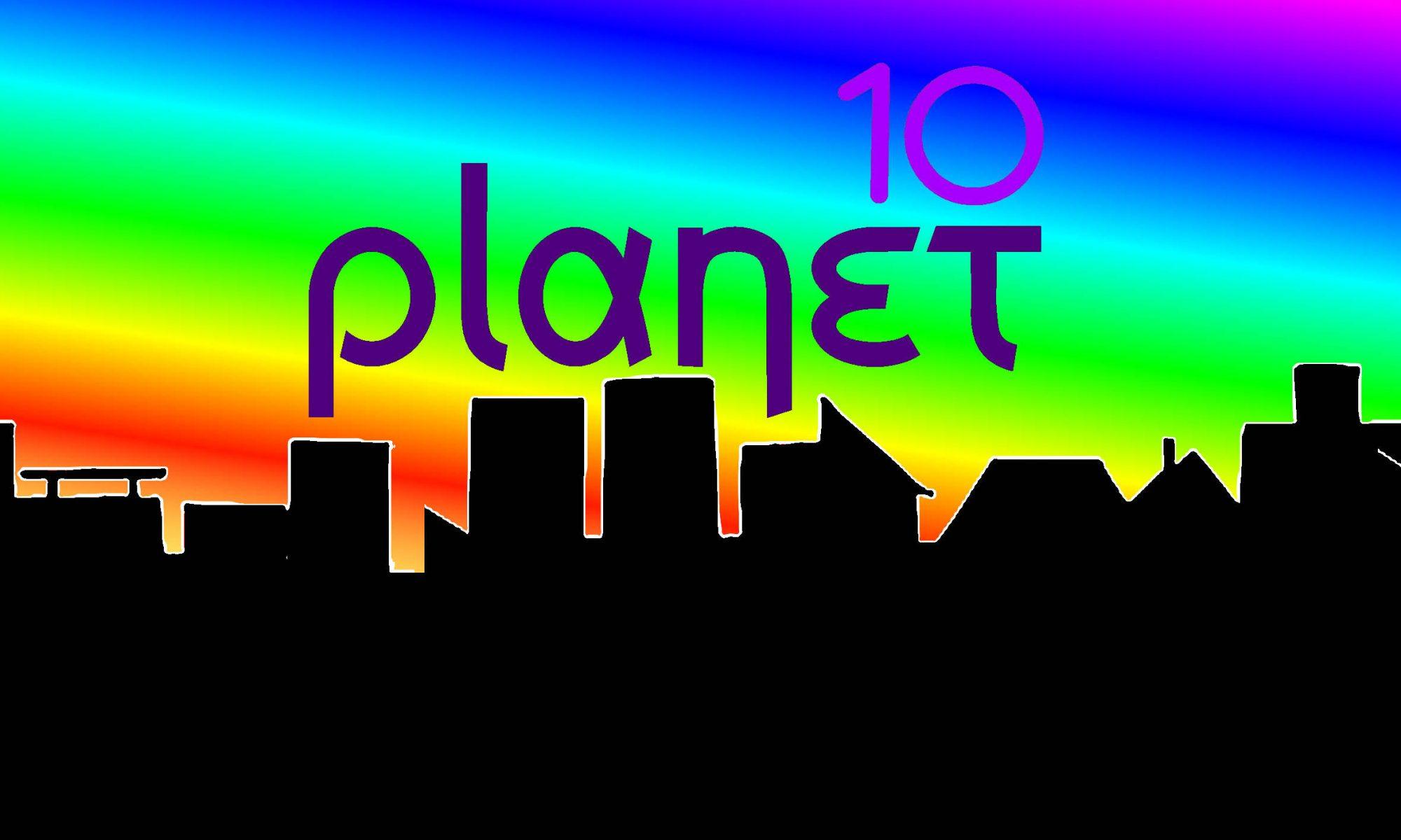 PLANET 10 - PLANETA 10 - GEZEGEN 10