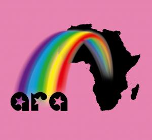 Logo: afro rainbow austria