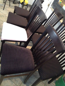 Chairs with new design